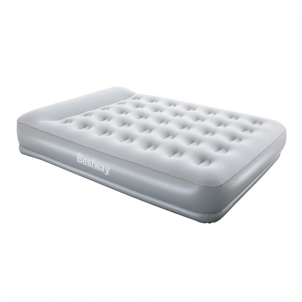 Матрас-кровать надувная Aeroluxe Airbed (Queen) 203 х 152 х 38 см, BESTWAY, 67459,