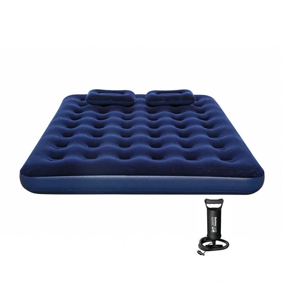 Матрас надувной Pavillo Aeroluxe Airbed (Queen) 203 х 152 х 22 см, BESTWAY, 67374