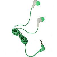 Наушники проводные пассивные SmartBuy GUPPY, зеленые (SBE-440) / 240