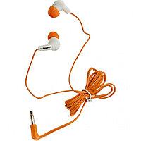 Наушники проводные пассивные SmartBuy GUPPY, оранжевые (SBE-430) / 240