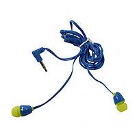 Наушники проводные пассивные SmartBuy® PLANT, желтые/голубые (SBE-230) / 240