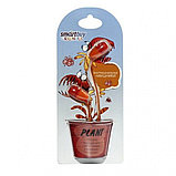 Наушники проводные пассивные SmartBuy® PLANT, красные/оранжевые (SBE-250) / 240, фото 2