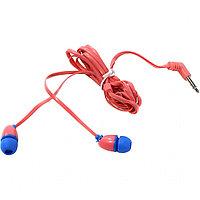 Наушники проводные пассивные SmartBuy® PLANT, розовые/голубые (SBE-220) / 240