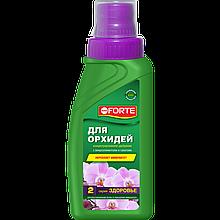 Bona Forte Здоровье Жидкое органо-минеральное удобрение Для орхидей, флакон  285 мл