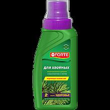 Bona Forte Здоровье Жидкое органо-минеральное удобрение Для хвойных растений, флакон  285 мл