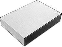 Внешний жесткий диск 4Tb Seagate Backup Plus Portable STHP4000401 ext PSU Silver USB3.0
