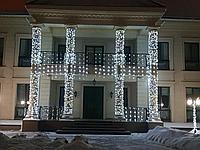 Новогоднее оформление офисов, домов, фасадов, фото 1