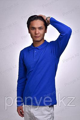 Поло с длинным рукавом оптом в Алматы