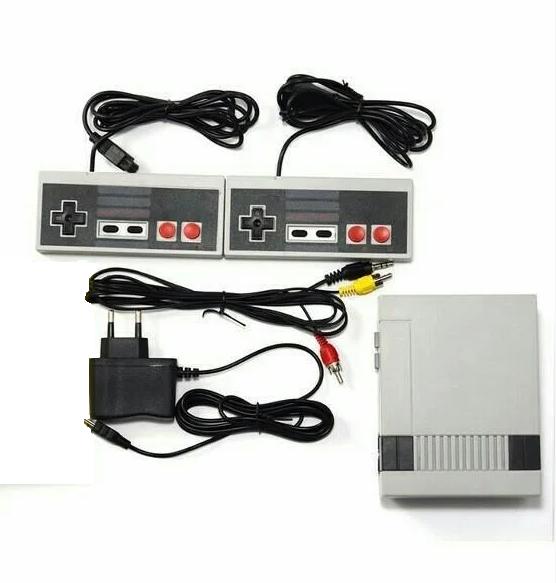 Игровая приставка Anniversary Mini, миниатюрная версия Dendy + 620 встроенных ретро игр - фото 5