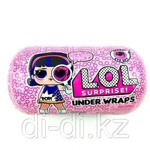 Куклы Лол, Кукла L.O.L. Surprise Under Wraps eye spy, LOL Surprise капсула 1 волна ( Оригинал)