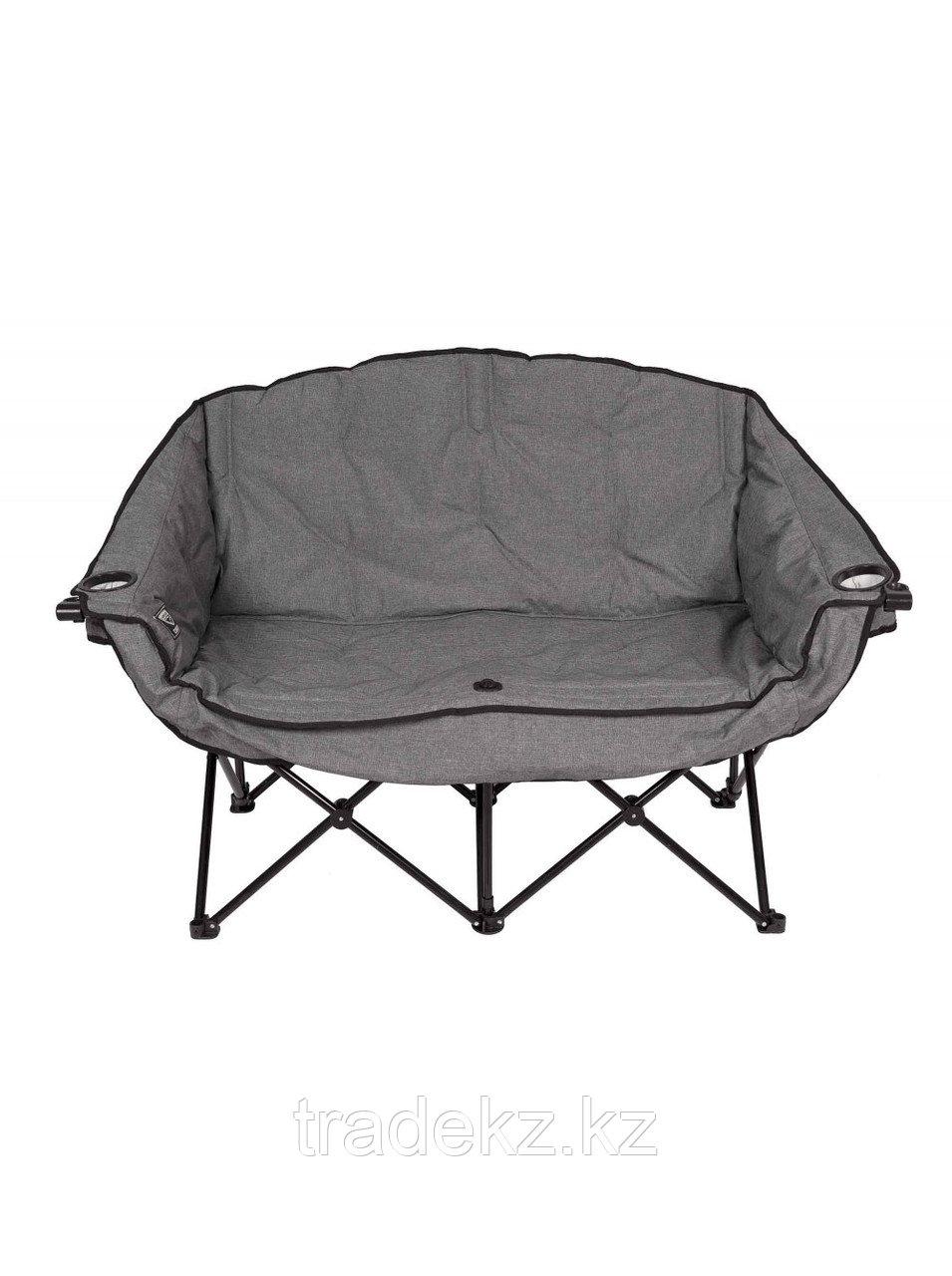 Кресло складное кемпинговое двухместное Condor APL-XLB224C, размер 50x34x98 см.