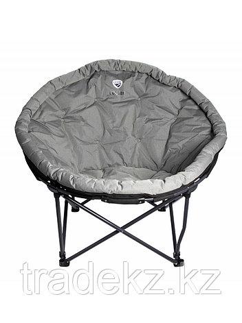 Кресло складное кемпинговое круглое Kyoda/Condor APL-RC707, размер 104x84x49 см., фото 2