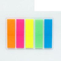 Cамоклеющиеся закладки 5*20 Xingli 55028 цветные