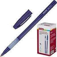 Ручка шариковая Attache Indigo с манжеткой, 0,6 мм, синий