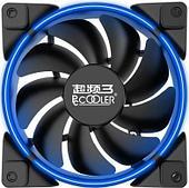 Кулер для корпуса PCcooler CORONA BLUE