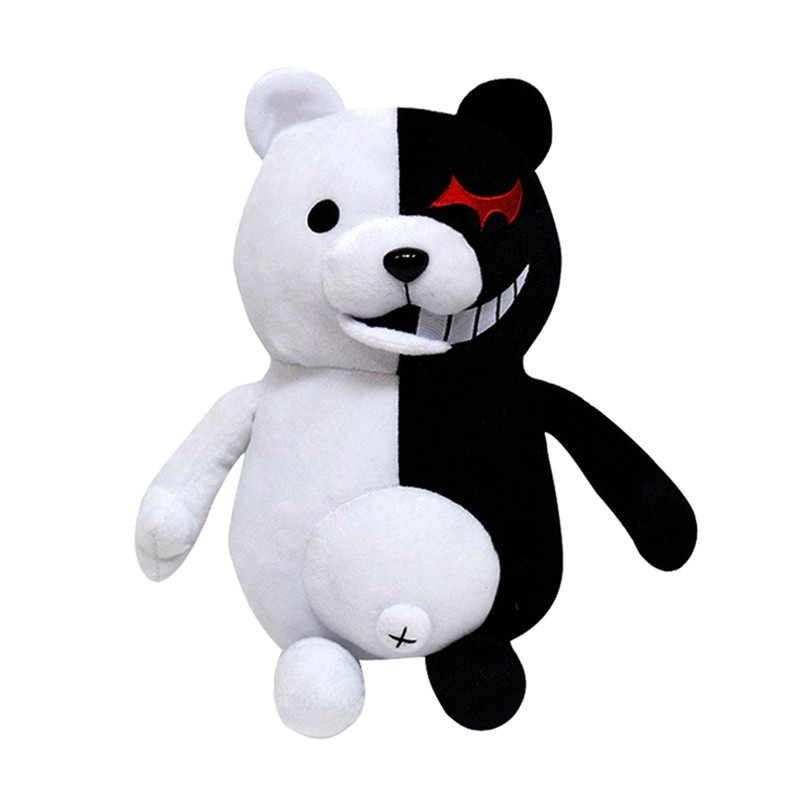 Плюшевая игрушка Монокума - Данганронпа