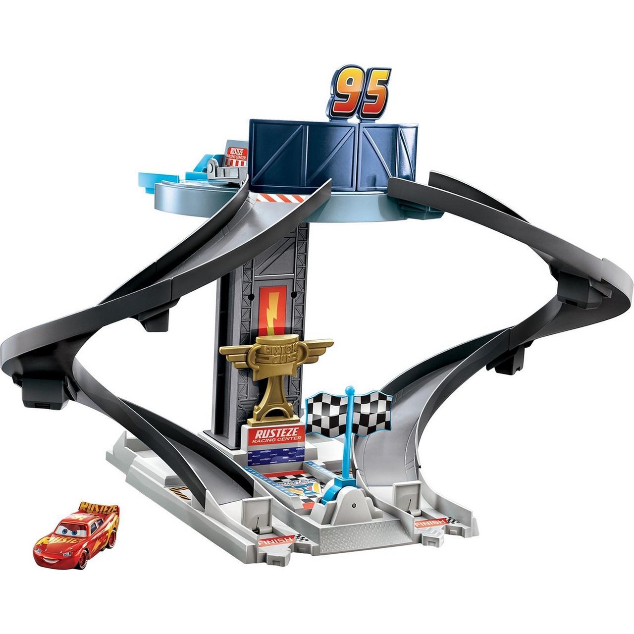 """Cars / Тачки Игровой набор """"Ржавейка: Башня для гонок"""""""