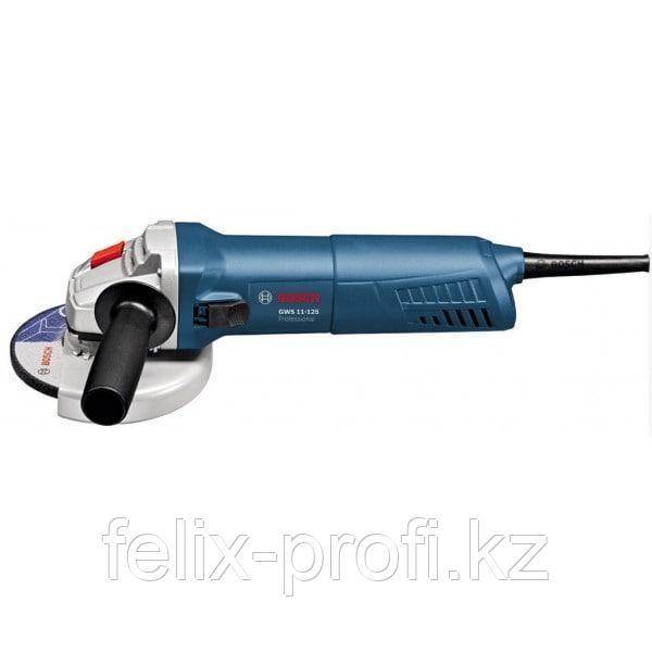 Углошлифовальная машина-болгарка Bosch GWS 11-125