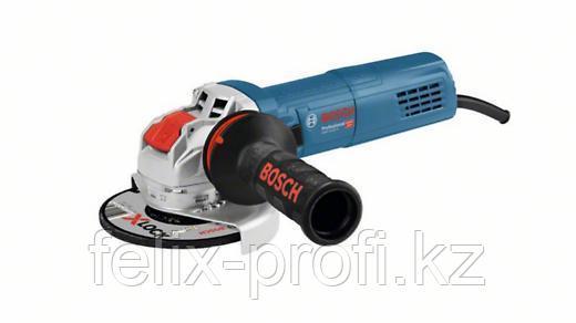 Углошлифовальная машина-болгарка Bosch GWX 9-125 S