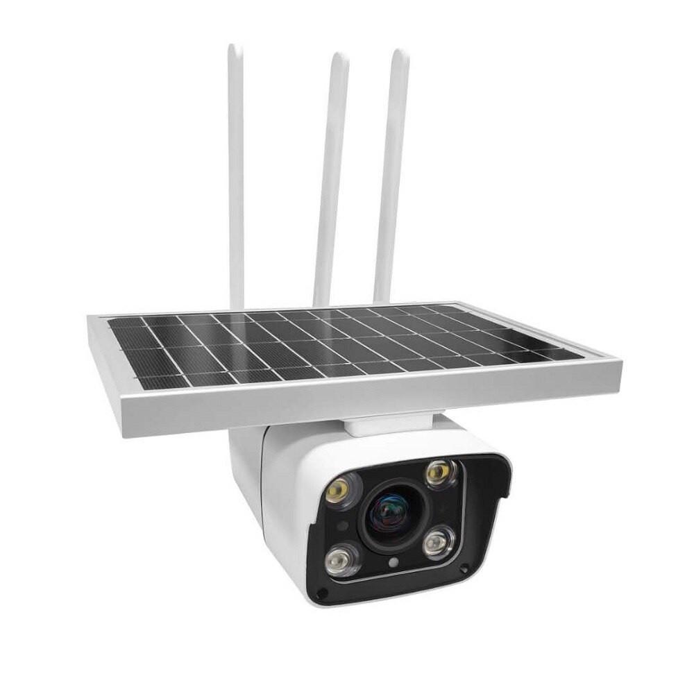Беспроводная 4G камера видеонаблюдения на солнечной батарее, 6WTYN-QS-4G-EU - фото 3