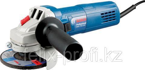 Углошлифовальная машина-болгарка Bosch GWS 750-125 S