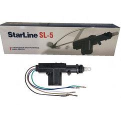 5-проводный электропривод замка двери  StarLine SL-5