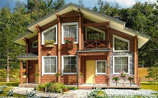 Проект дома №2277