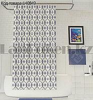 Водонепроницаемая тканевая шторка для ванной Jackline Cruise 180x200 см