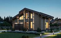 Проект дома №132, фото 1