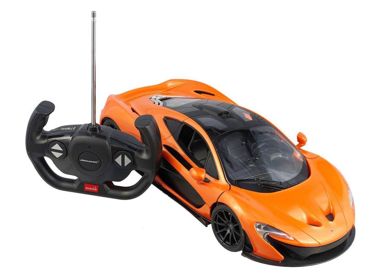 Rastar Радиоуправляемая машинка McLaren P1