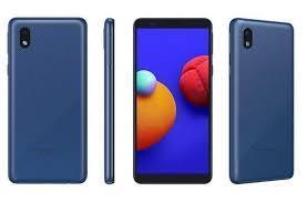 Samsung A01 Core Blue