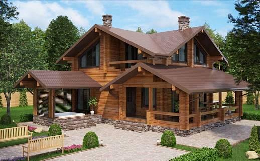 Проект дома №157