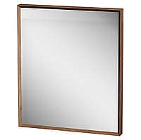 Шкаф навесной: зеркало в раме