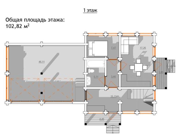 проекты одноэтажных домов чертежи и фото, план двухэтажного дома и строительство под ключ, проектирование и строительство деревянных домов.