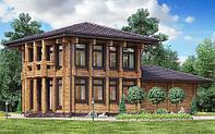 Проект дома №140, фото 1