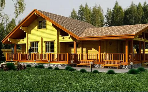 Проект дома №267