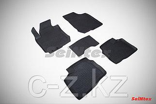 Резиновые коврики с высоким бортом для Hyundai Elantra IV 2006-2011