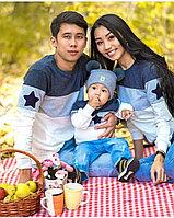 Одинаковые свитшоты для всей семьи (цена за детский свитшот)