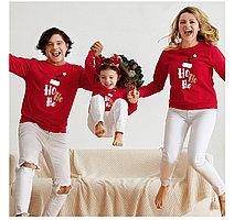 Крутые новогодние свитшоты для всей семьи (цена указана за взрослый свитшот)