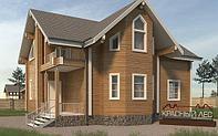 Проект дома №215, фото 1