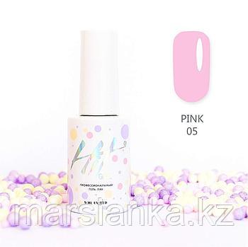 Гель-лак HIT gel Pink №05, 9мл