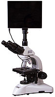 Микроскоп цифровой Levenhuk MED D20T LCD, тринокулярный, фото 1