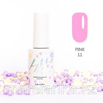Гель-лак HIT gel Pink №11, 9мл