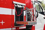 Автоцистерна пожарная АЦ-4,0-40 (43206)  На базе Урал 43206; Насос: С насосом заднего расположения, фото 2
