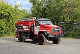 Автоцистерна пожарная АЦ-4,0-40 (43206)  На базе Урал 43206; Насос: С насосом заднего расположения, фото 6