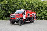 Автоцистерна пожарная АЦ-4,0-40 (43206)  На базе Урал 43206; Насос: С насосом заднего расположения, фото 5