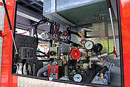 Автоцистерна пожарная АЦ-4,0-40 (43206)  На базе Урал 43206; Насос: С насосом заднего расположения, фото 7