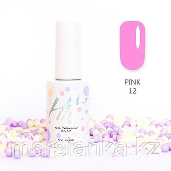 Гель-лак HIT gel Pink №12, 9мл