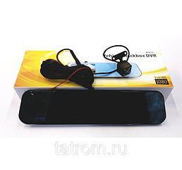 Видеорегистратор - зеркало LS-43L левый дисплей Full HD/ 170*/ Дет. движ/ Цикл зап/ G-сенсор
