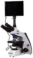 Микроскоп цифровой Levenhuk MED D30T LCD, тринокулярный, фото 1